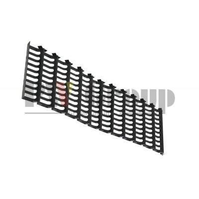 Straw walker cover grate 1,5 mm