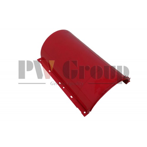 Upper trough cover part (grain auger)