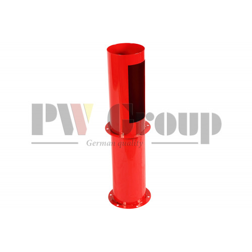 Tube (Tailings delivery auger)