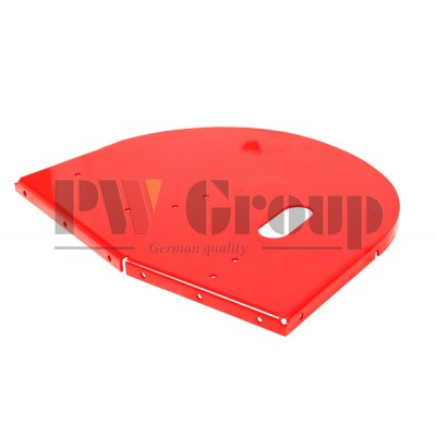 Side wear plate RH (Clean grain elevator's head)