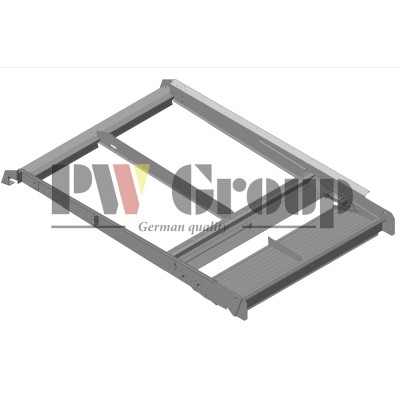 Upper Sieves frame