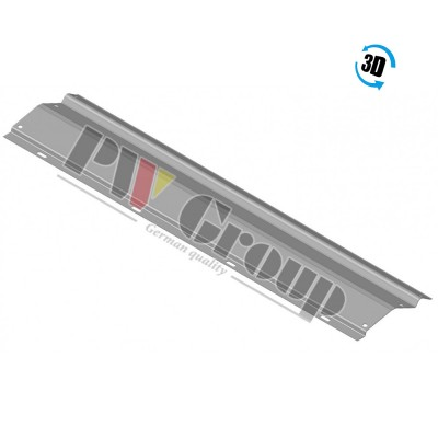 Guiding plate (Header floor, Cutter bar)
