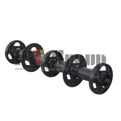 Conveyor roller (Feeder channel)