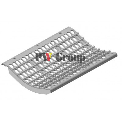 Concave segment big grain (slotted | cell 19×40 mm)