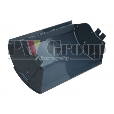 Drum upper cover (Chopper Housing)