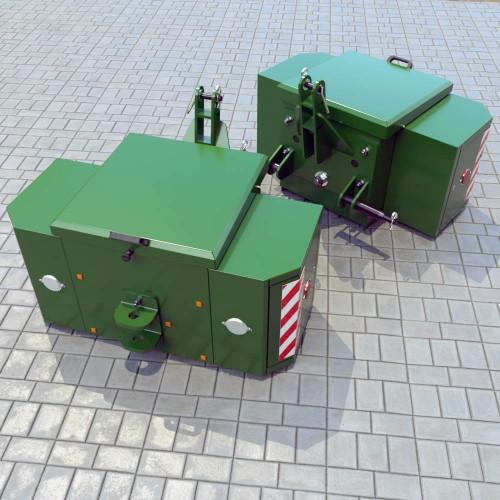 Traktor balast 600 kg.