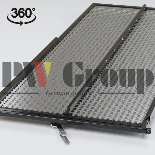 Upper sieve PW1 (22 mm, standard + 3D)
