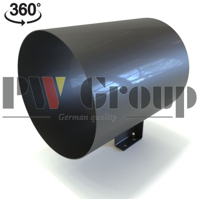 Branch pipe (grain delivery auger, elev. foot)