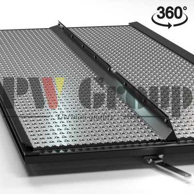 Lower sieve PW3 (10 mm, standard)