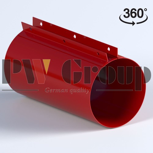 Clamp, Tube (Tailings auger)
