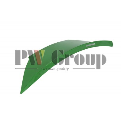 Guide plate/deflector RH (Distributor, Straw Chopper)