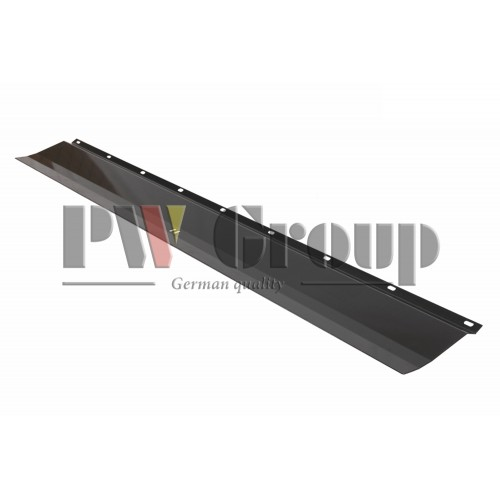 Guide plate/deflector (Feeder channel)